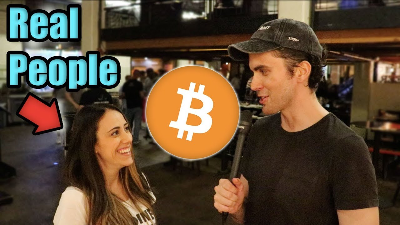 When Bitcoin's Price Goes Parabolic ($100k)..What is the FIRST Thing You Buy? [Asking People]