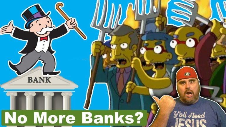 Where Banks Go To Die   Crypto News
