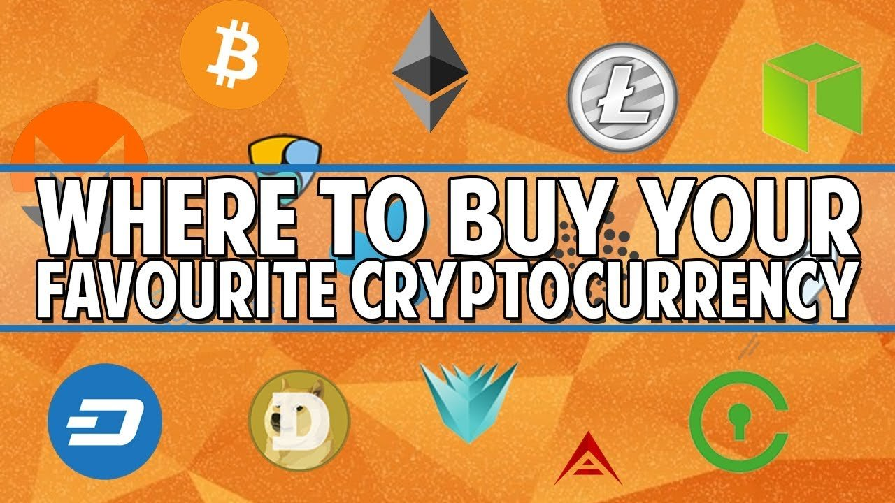 Where to buy any cryptocurrency (for beginners)