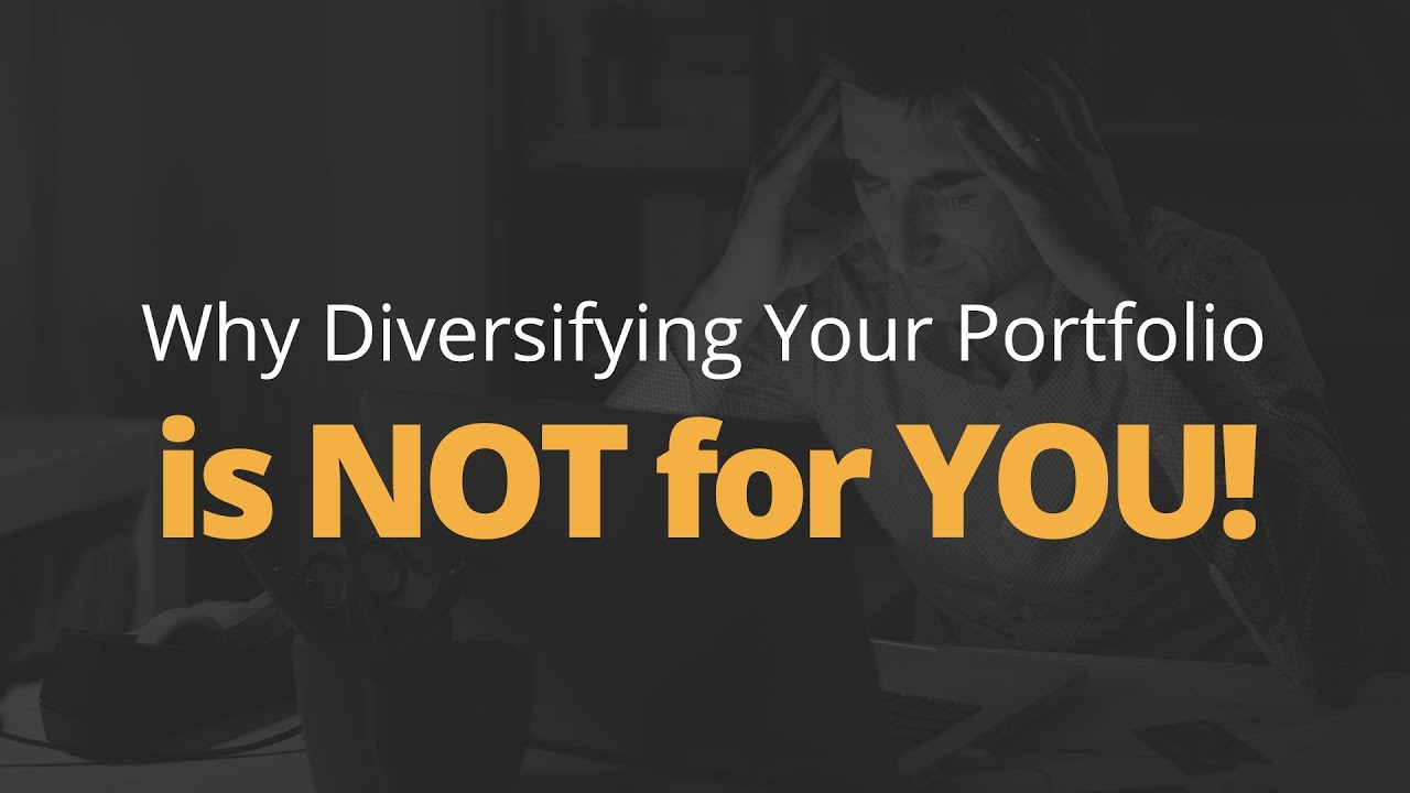 Why Diversification is for the Ignorant | Phil Town
