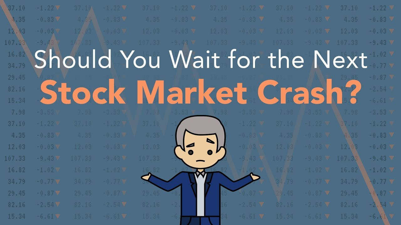 Why I'm Waiting for the Next Stock Market Crash   Phil Town