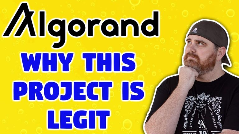 Why This Project is Legit | Explaining PPoS Consensus Mechanism | Algorand Review