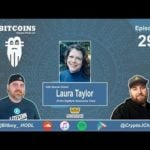 Will DigiByte Be the Next Coin to Pump? | Interview with Laura Taylor | Beards & Bitcoins Ep 29