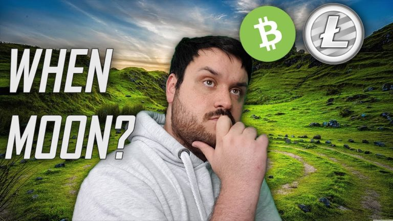 Will LTC and BCH MOON?