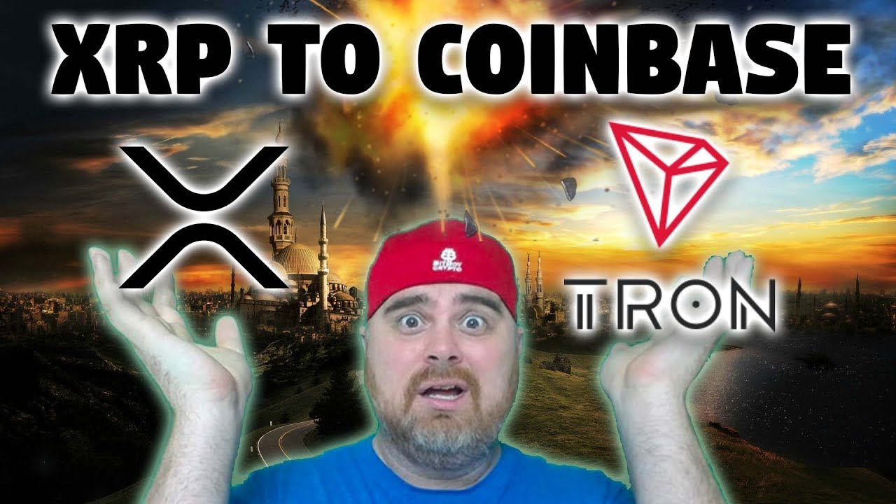 XRP Heading to Coinbase | Tron Will Be Top 5 in 6 Months