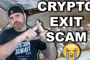 You Won't Believe This Crypto SCAM | Backdoor Allowed Founder to Steal $300k
