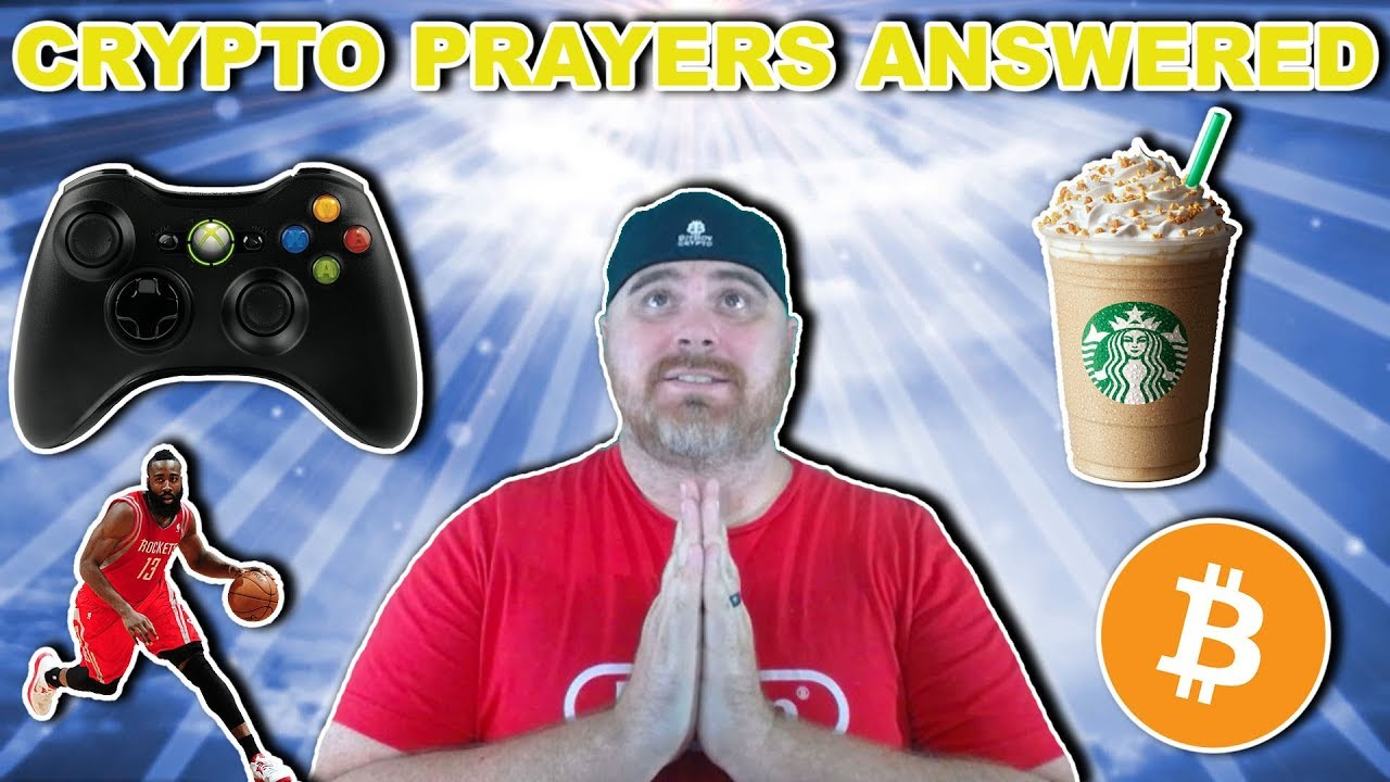 Your Crypto Prayers are Answered | Will Gaming Bring Crypto Adoption?