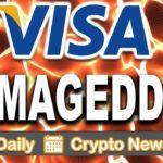 Your Daily Crypto News: Visa Network Failure & Altcoin News