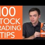 100 Stock Trading Tips: FREE VIDEO LESSON