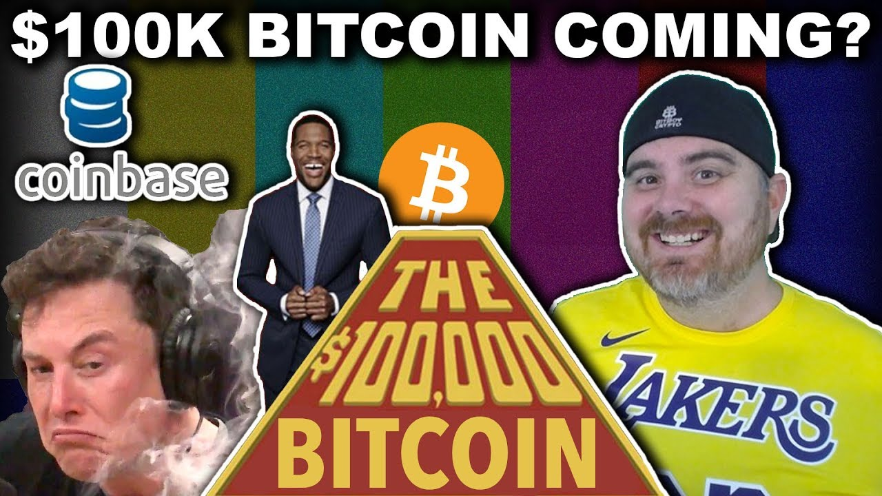 $100K Bitcoin Coming Soon? | Elon Musk Wants You to Buy BTC | Coinbase Stablecoin | More Crypto News