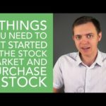 3 Things You Need Before You Purchase or Trade a Stock