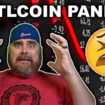 ALTCOIN PANIC! SHOULD YOU SELL? | $HOT $VET $WAN $ETH $XRP $BTC