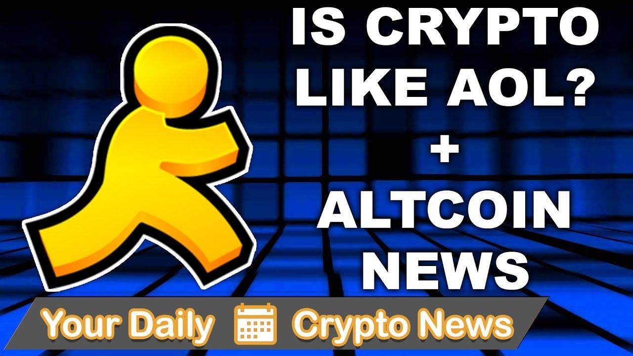 Altcoin & Crypto News: Bitcoin vs Internet? $BTC $NANO $TRX $POET