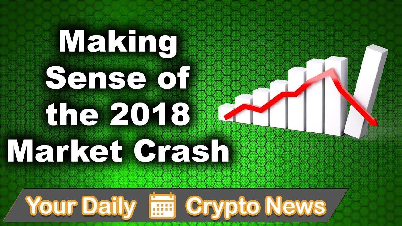 Altcoin & Crypto News: Making Sense of Bitcoin Crash | $REQ $PRL $STRAT $VEN