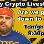 Are We Going Down to $3k? | BitBoy Crypto Livestream