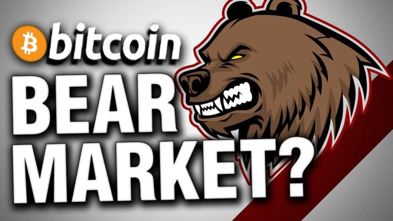 BITCOIN BEAR MARKET?