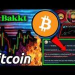 BITCOIN: The FINAL Shake Out?! BEARS Call Bakkt DUMP IMMINENT!! Buy NOW or Wait?