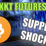 Bakkt Bitcoin Futures SUPPLY SHOCK - BTC Price Speed
