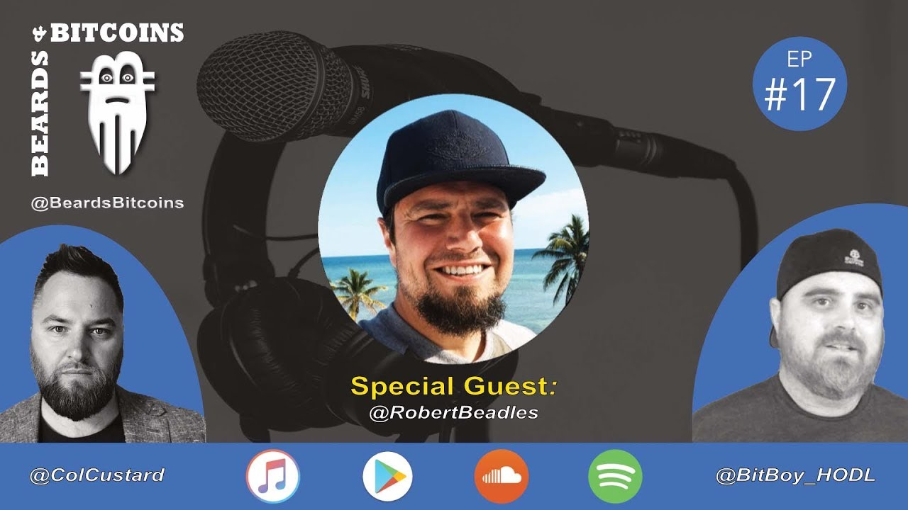 Beards & Bitcoins Ep 17: Interview with Crypto Beadles - Wallet Winner