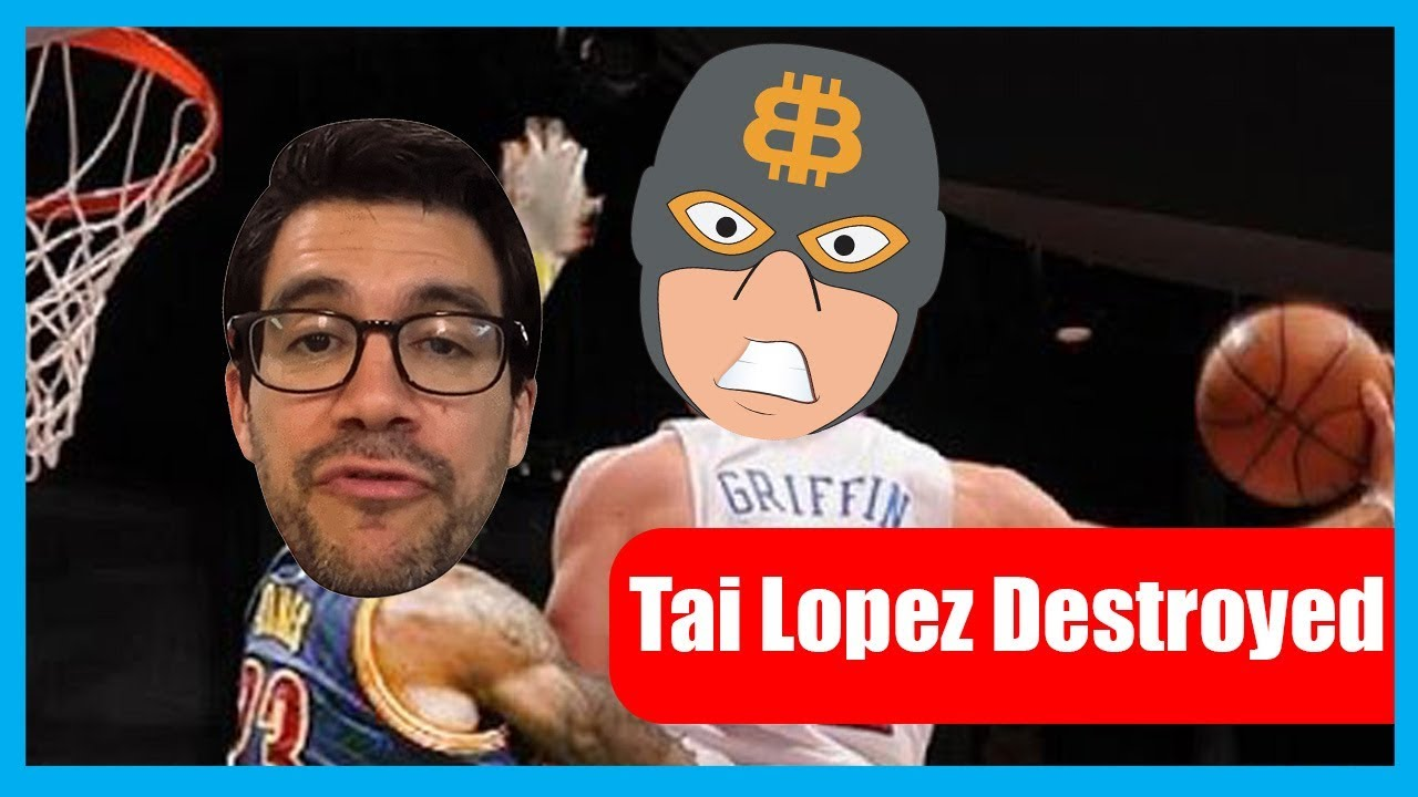BitBoy Destroys Tai Lopez... And the Crowd Goes Wild