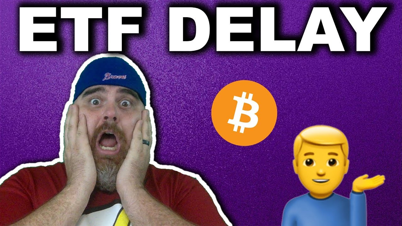 Bitcoin ETF Delay Announcement from SEC | What We Can Expect Next