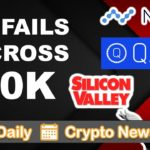 Bitcoin Fails to Top $10k, Crypto on Silicon Valley, Nano, What is Qash