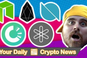 Bitcoin Puzzle, India & Europe Bullish, EOS, OriginTrail, NEO, ONT, DENT, & Oyster News