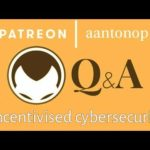 Bitcoin Q&A: Incentivised cybersecurity & decentralization