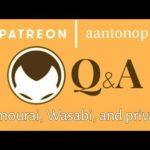 Bitcoin Q&A: Samourai, Wasabi, and privacy