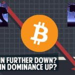 Bitcoin Ready To Dump Further To...? Altcoin Dominance Going Up More?