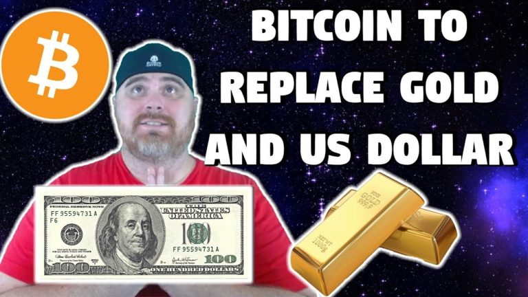 Bitcoin to Overtake Gold AND Dollars | Global Crypto Tax Coming