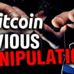 Bitcoin's Obvious Manipulation