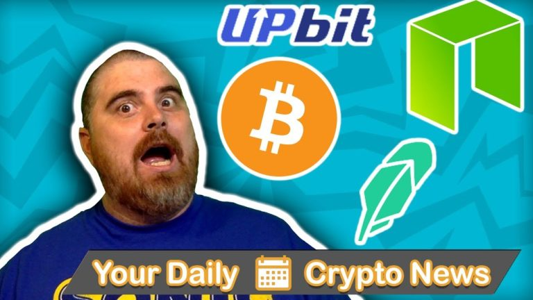 Bull Run Ending, NEP 5 Airdrop, UpBit Scam, RobinHood Wants to Compete with Coinbase