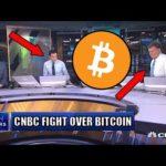 CNBC ANCHORS FIGHT OVER BITCOIN [PASSIVE-AGGRESSIVE]