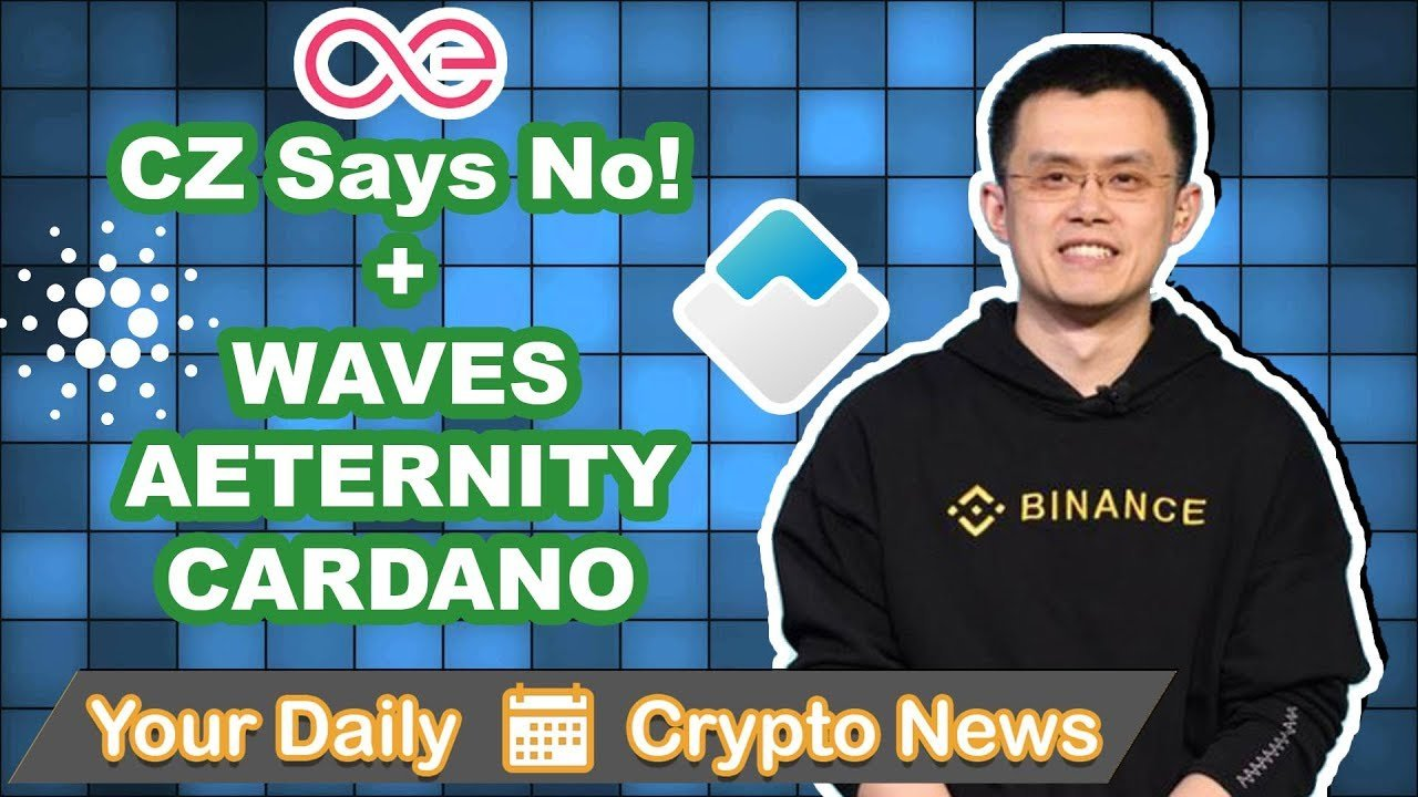 Cardano Solves POS Issue, Aeternity Better than EOS?, WAVES Platform