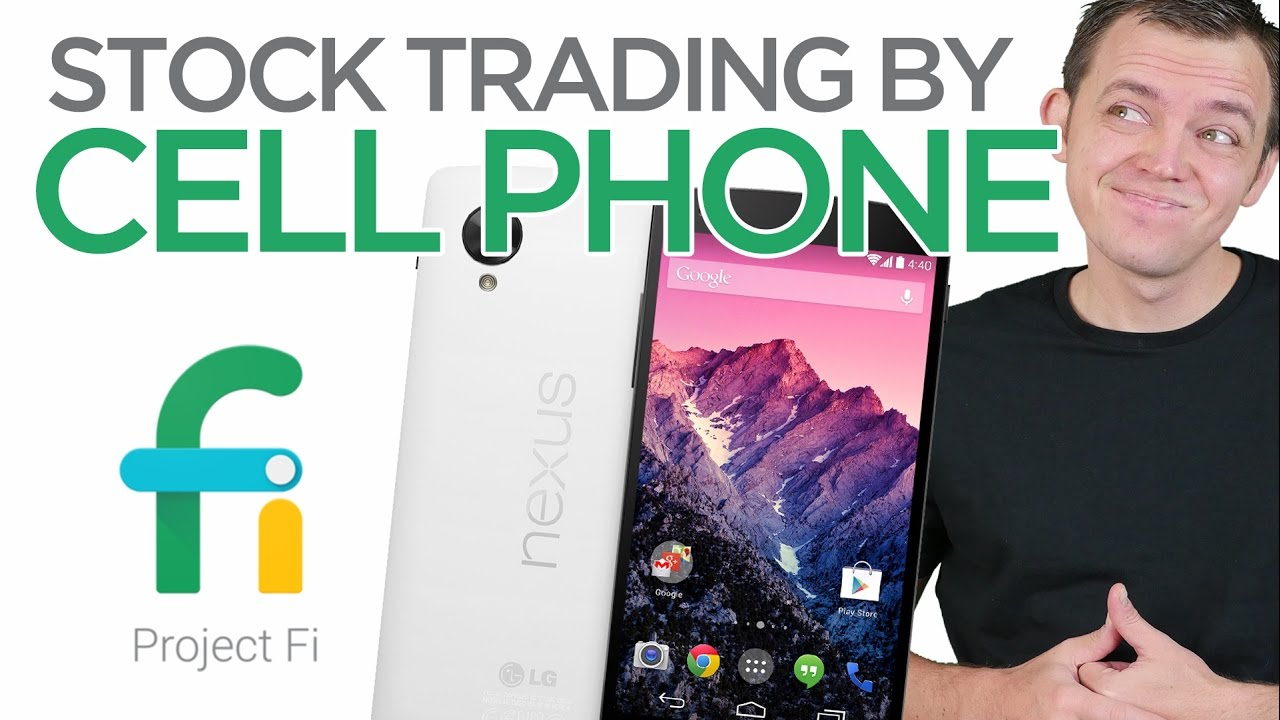 Cell Phone for Trading - Google Nexus 5x / Project FI Review
