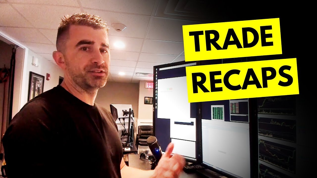 Day Trading Recaps - $T $ACAD $HOME $LCI $MGI and More