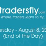 End of the Day - Day Trading Tips: AAPL, AMZN, CF, DJIA, DIA, SPX - Aug 8, 2013