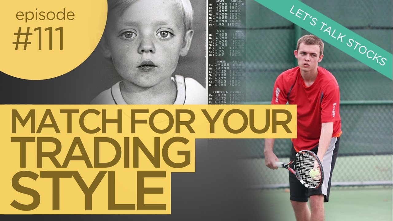 Ep 111: Your Trading Profile and Match for YOUR Trading Style & Risk Profile