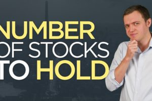 Ep 154: How Many Stocks Should You Hold at Once?