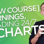 Ep 168: New Course [Surprise], Trading 24/7, US Dollar, + Stock Chart Review