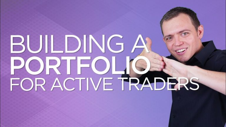Ep 172: Building a Portfolio for Active Traders