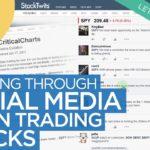 Ep 87: Filtering Through Social Media When Trading Stocks