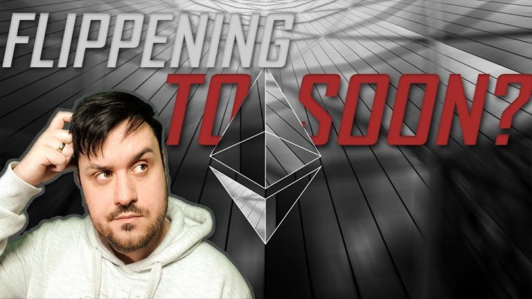 Ethereum Flippening –  Why it May Come too Soon (Meetup!)