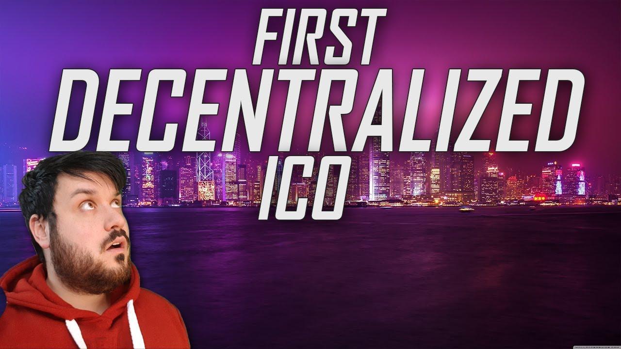 First Decentralised ICO on Komodo | EOS Token Swap