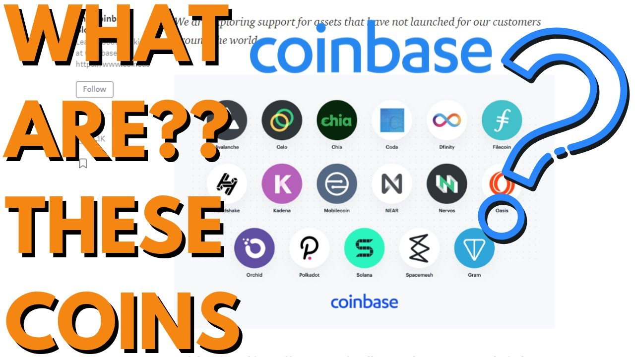 Full Overview of The Coinbase List, What They Do? How Much Did They Raise?   Bitcoin Bakkt Launched
