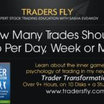 How Many Stock Trades Should You Do Per Day, Week, or Month
