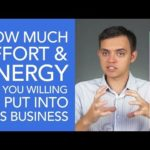 How Much Effort & Energy are You Willing to Put into the Stock Market?