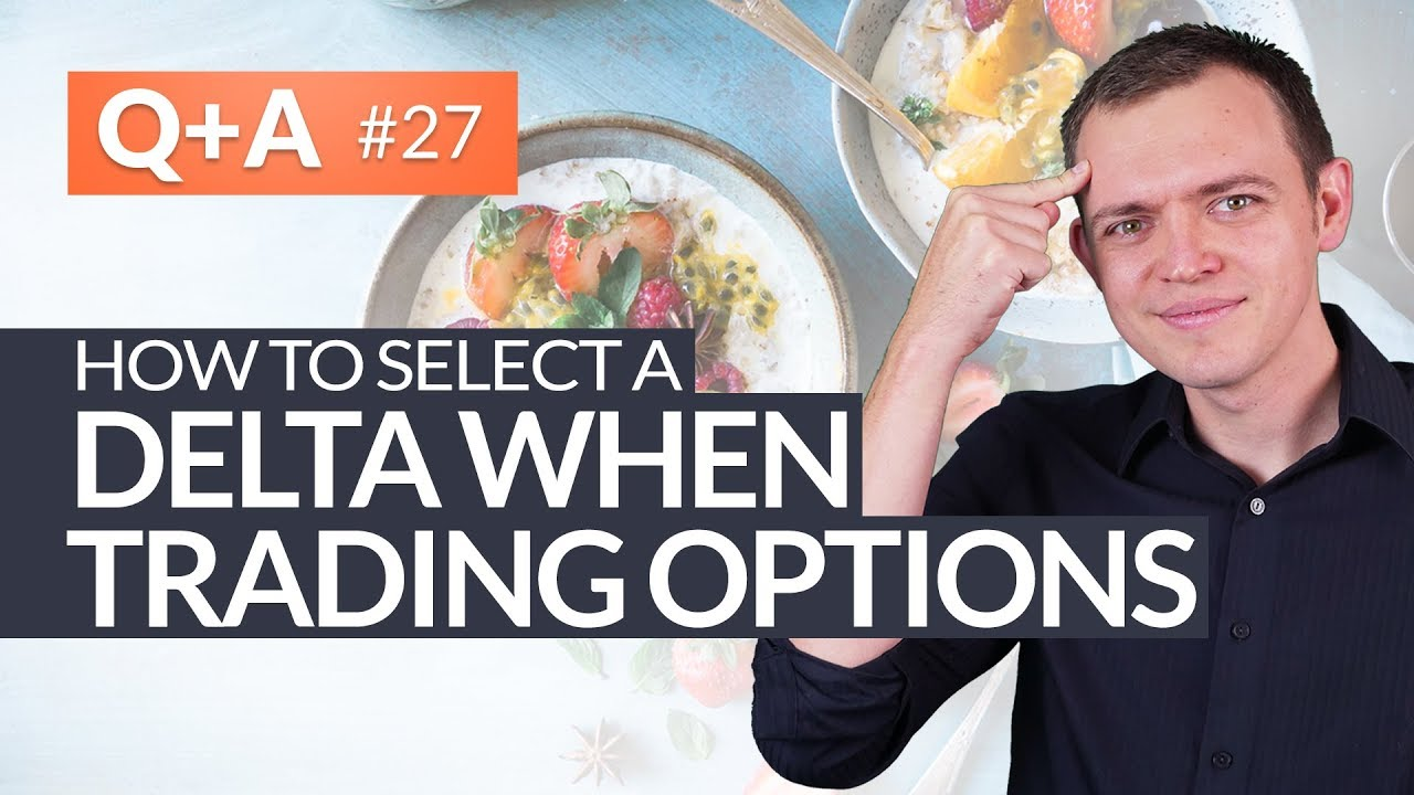 How to Select a Delta when Trading Option - Strangles + Iron Condors #HungryForReturns 27