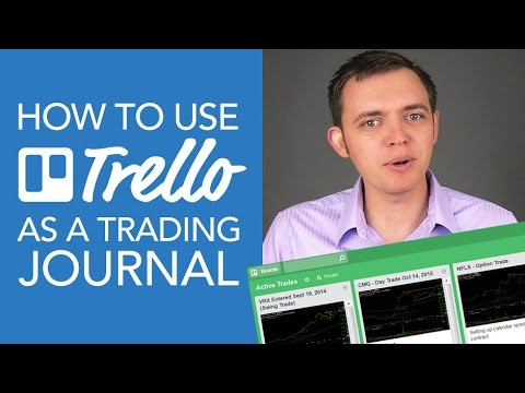 How to Use Trello to Create a Stock Market Journal to Track Trades